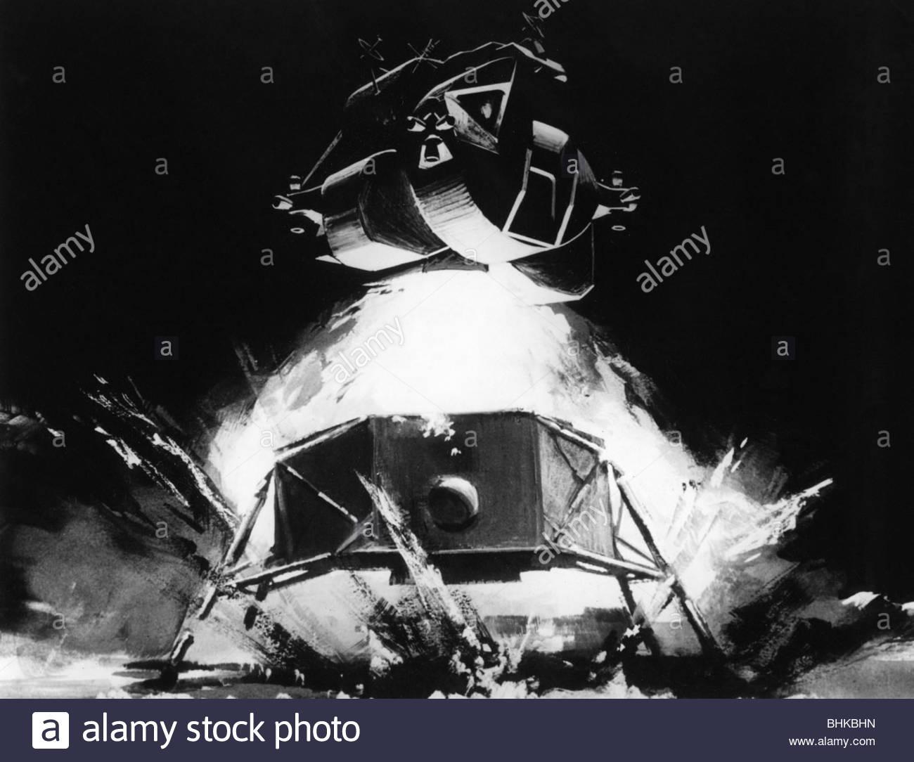 drawing apollo 11 moon lander - photo #24