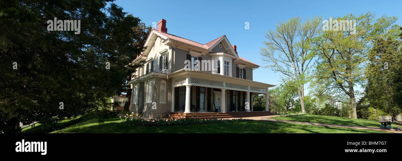 Frederick Douglass House In Anacostia Washington Dc Stock