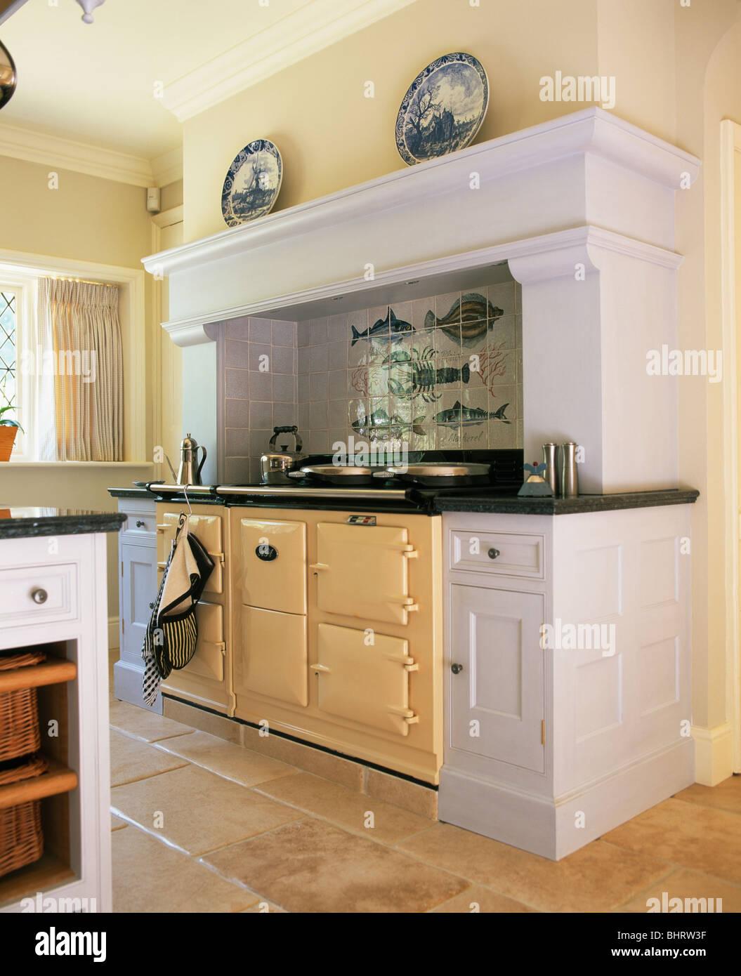 Cream Country Kitchen Designs