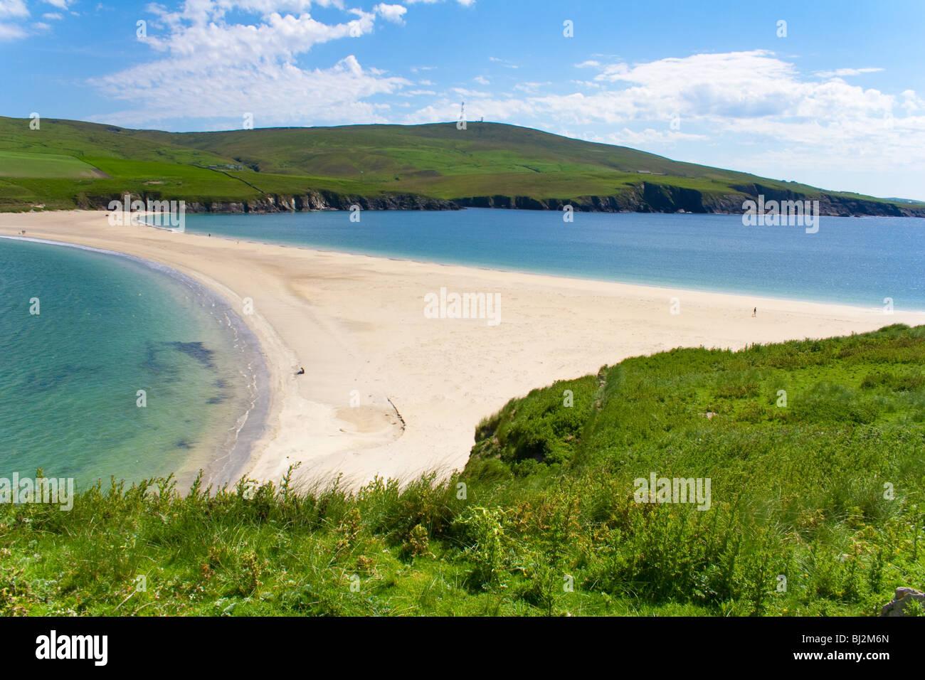 St Ninians Isle Beach