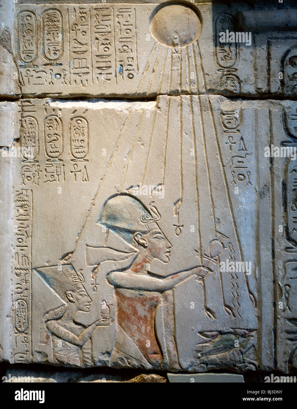 Egyptian Hieroglyphics Cartouche