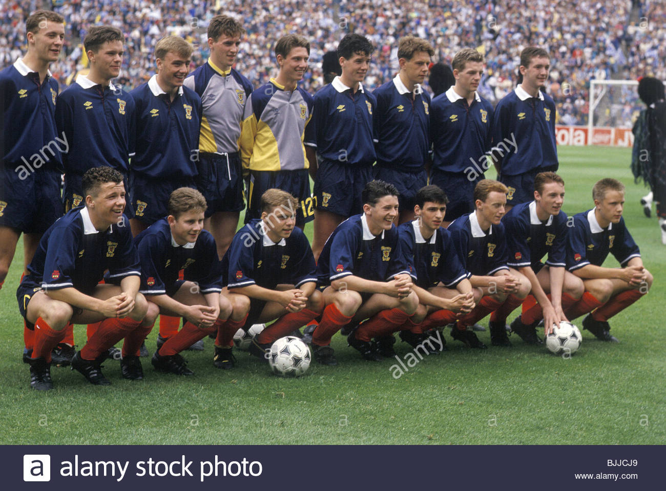 24/06/89 UNDER 16 JVC WORLD CUP FINAL SAUDI ARABIA U16 V ...