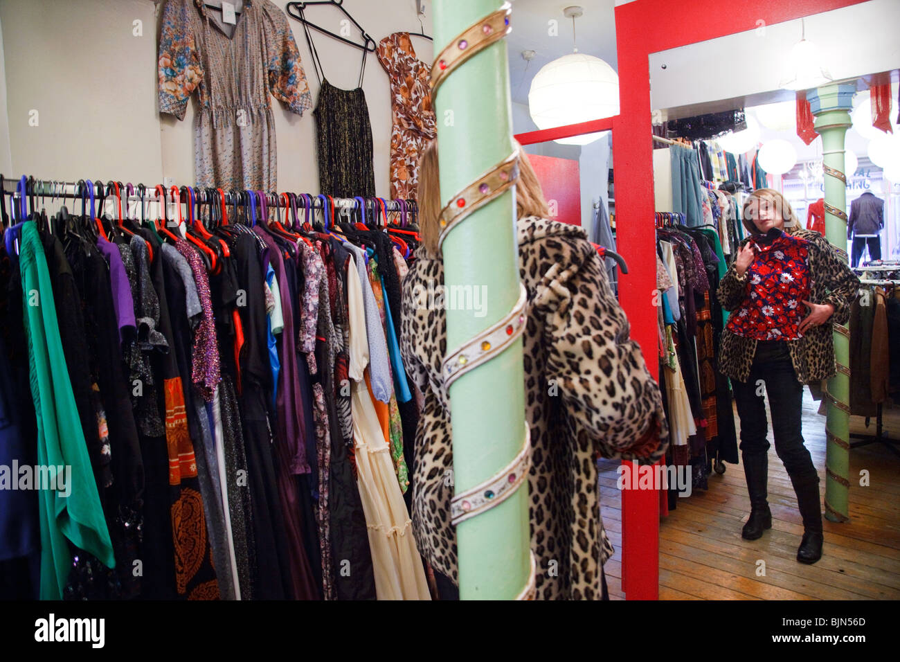 J taylor clothing store
