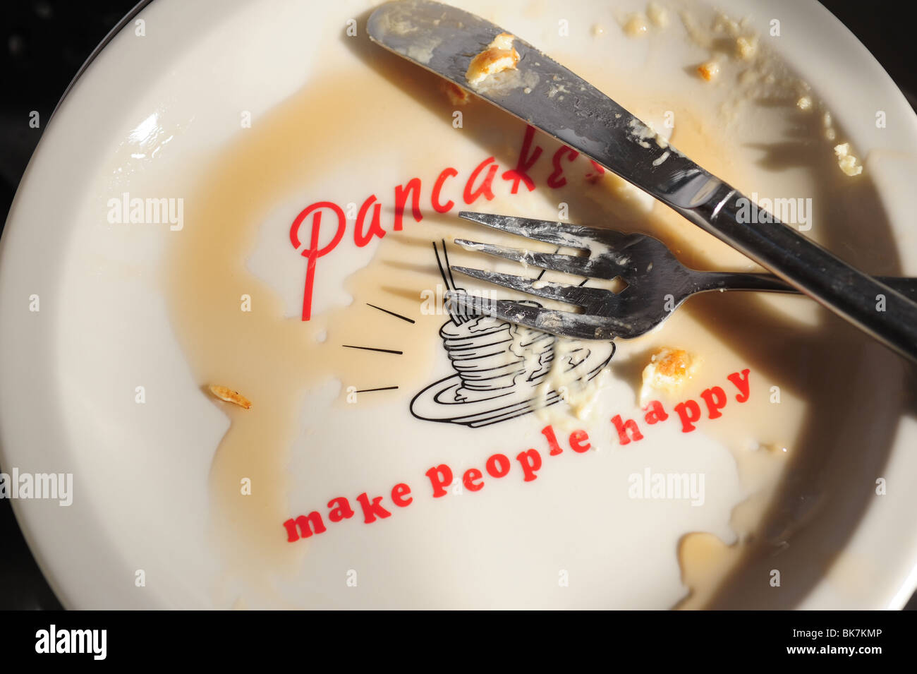 empty-plate-for-pancakes-knife-and-fork-