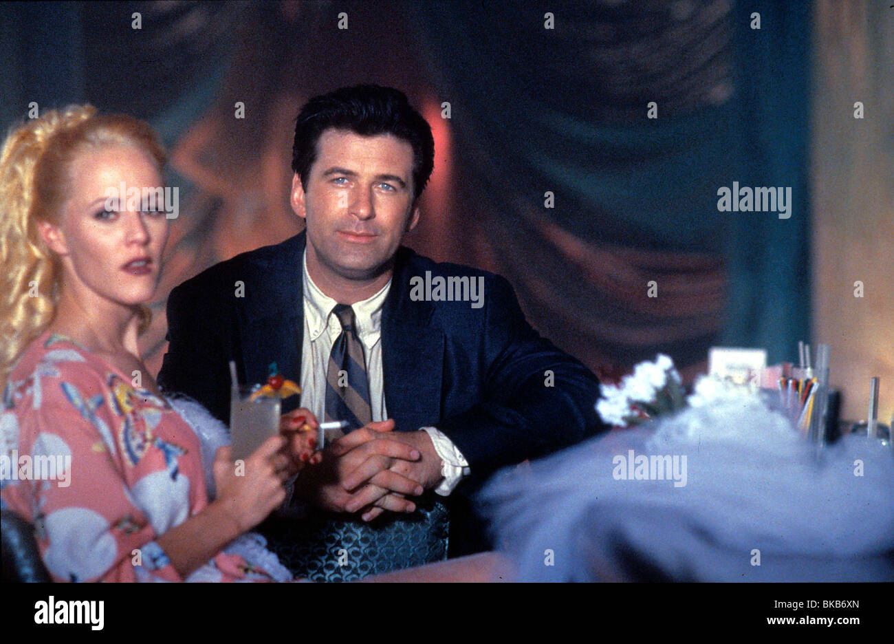HEAVEN'S PRISONERS (1996) MARY STUART MASTERSON, ALEC BALDWIN HVPR 003 Stock Photo