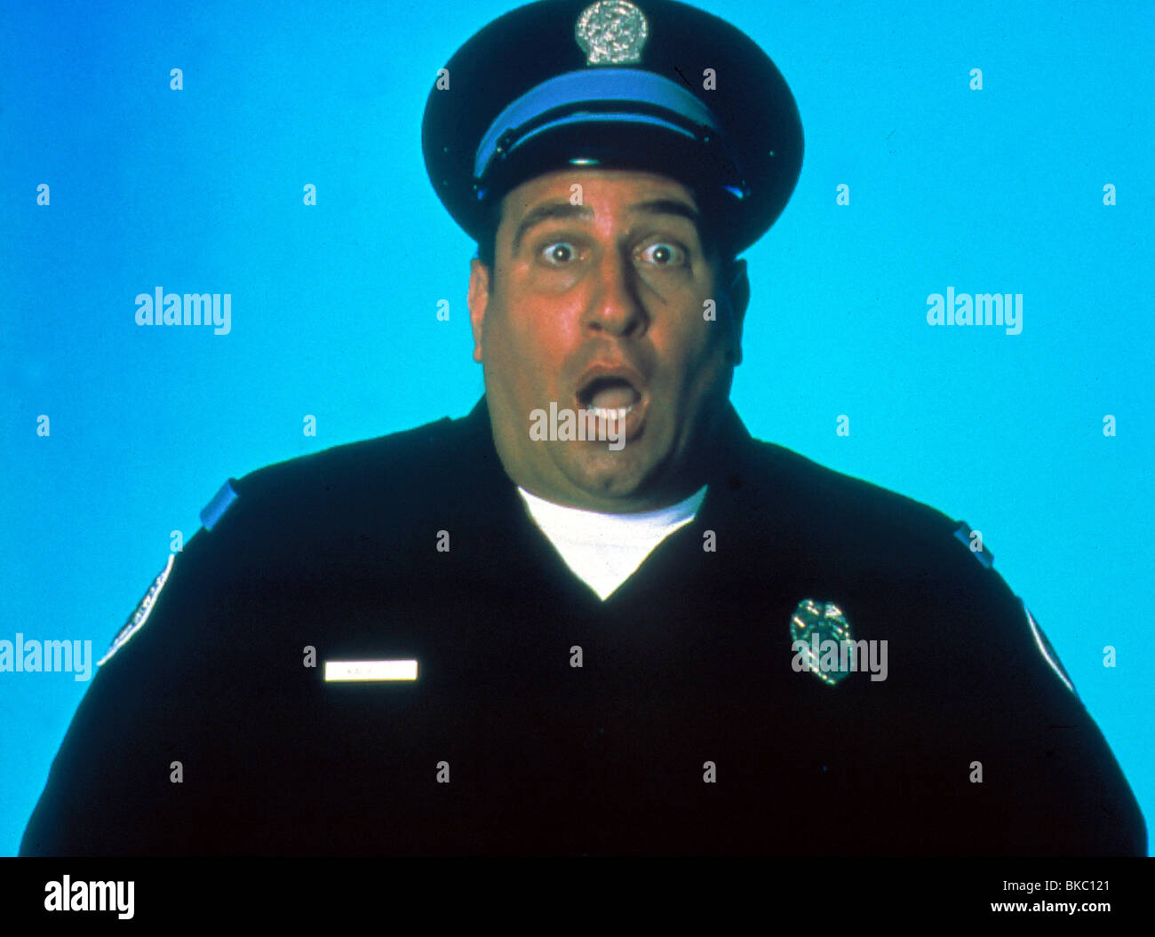 Police Academy Tv Tony Longo Stock Photo Royalty Free