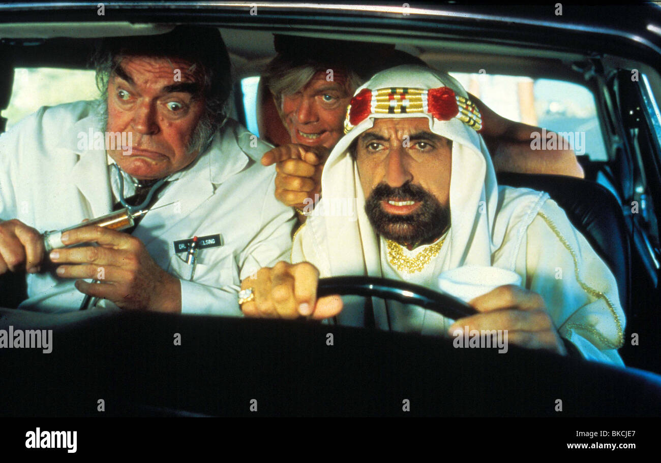 CANNONBALL RUN II (1984) CANNONBALL RUN 2 (ALT) JACK ELAM ...