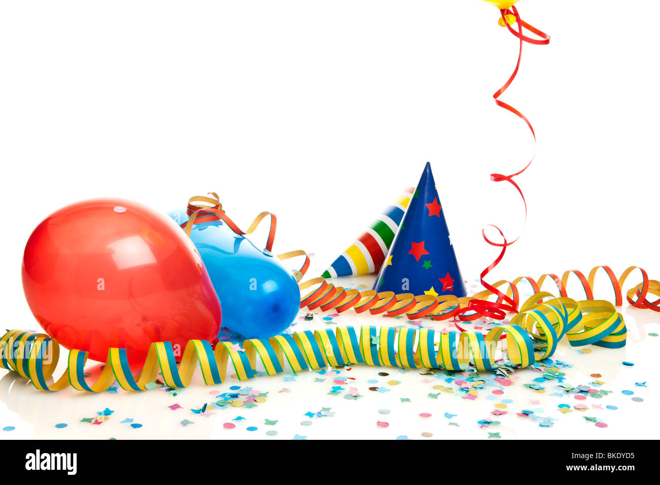 Party decoration balloons party hats streamers for Decoration 60 ans