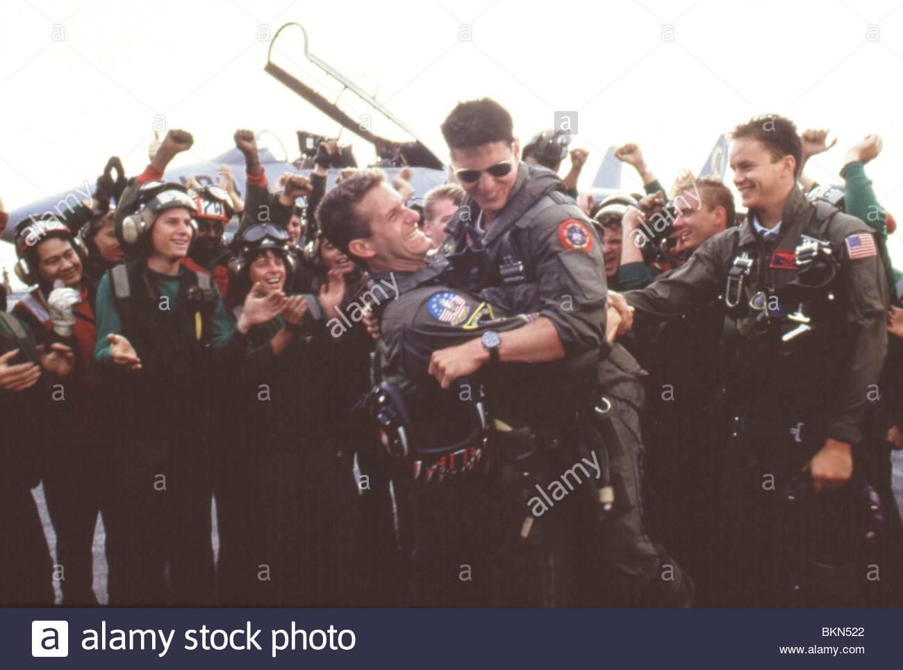 TOP GUN (1986) RICK ROSSOVICH, TOM CRUISE, TIM ROBBINS TPG ...