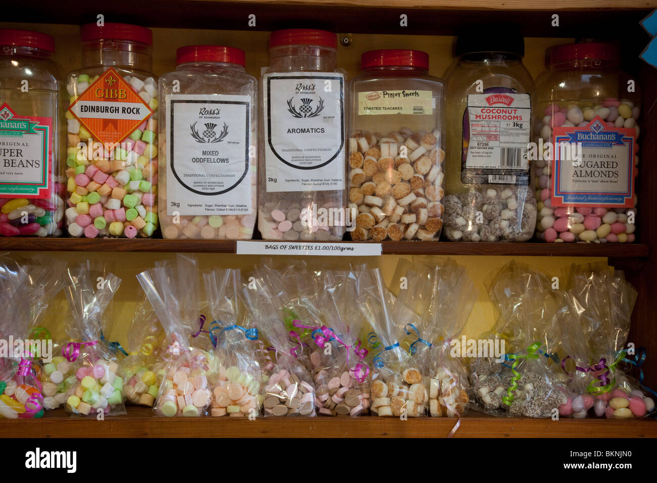Old Fashioned Sweets Jar