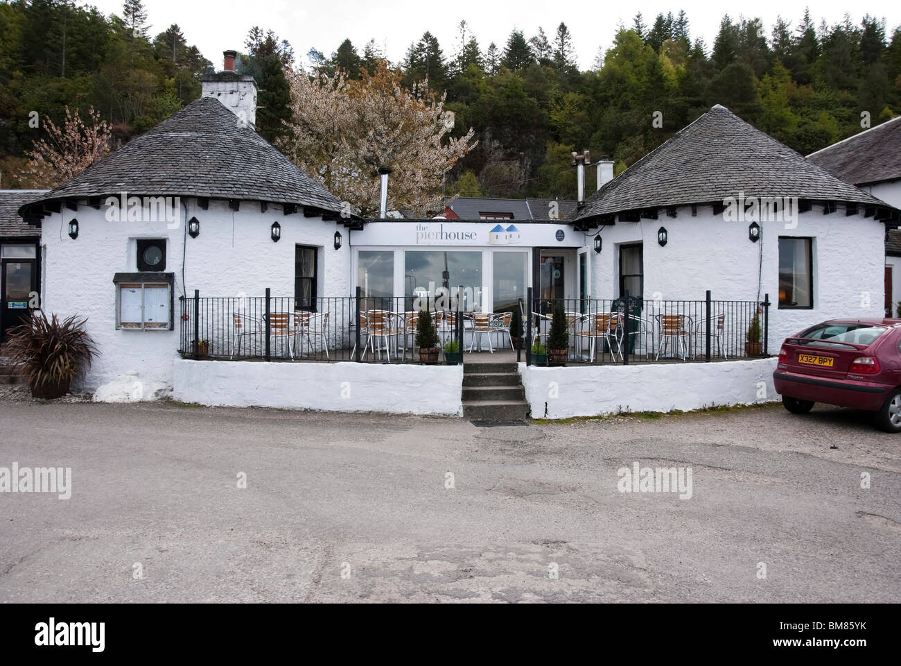 The pierhouse 4 star small country hotel restaurant port for Small country hotels
