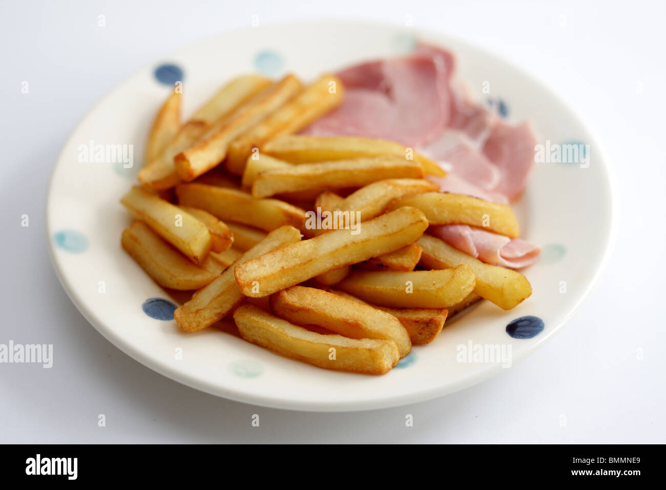 ham and chips stock photo royalty free image 29959393 alamy. Black Bedroom Furniture Sets. Home Design Ideas