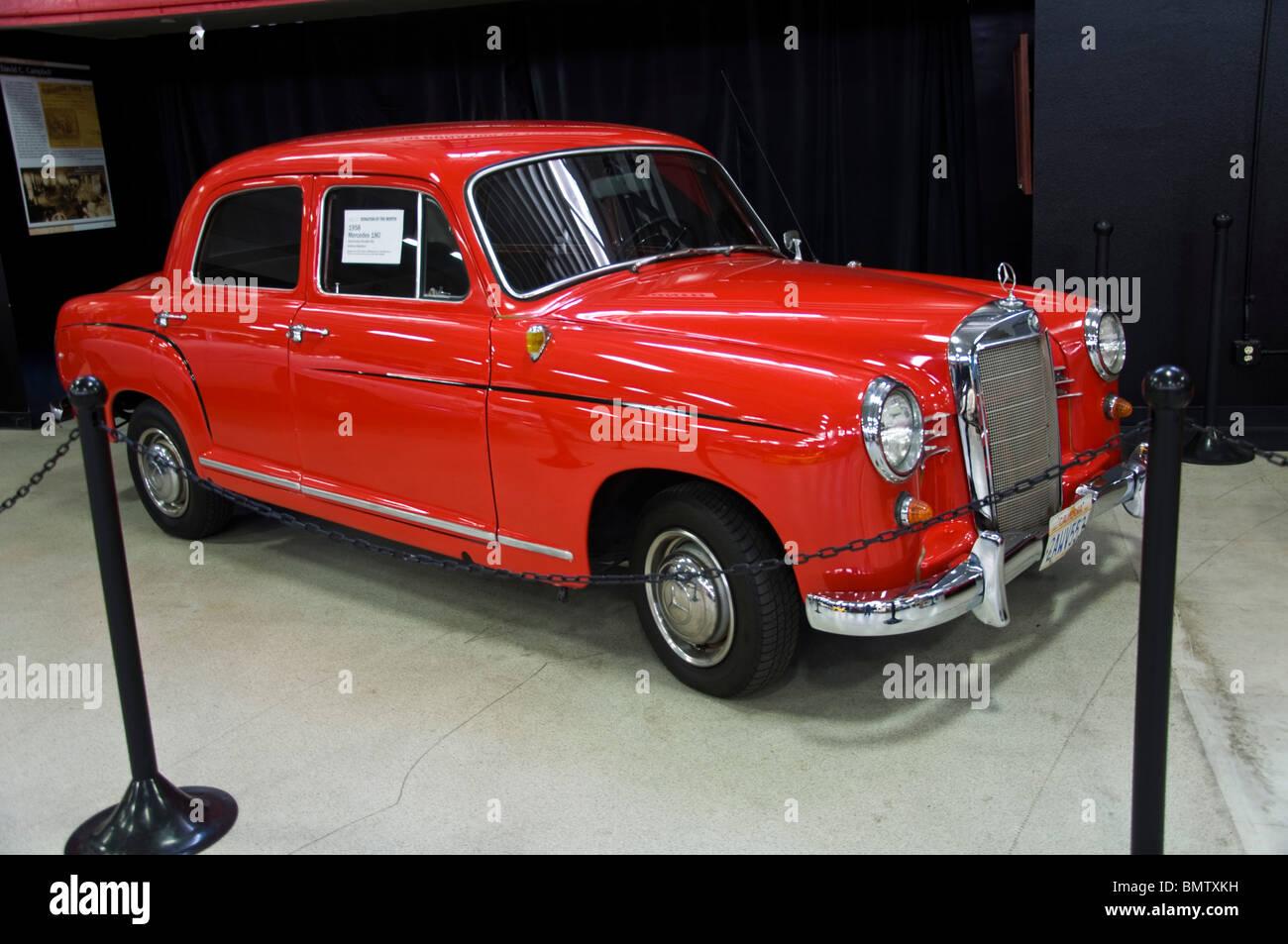 Vintage mercedes benz stock photo royalty free image for Mercedes benz stock