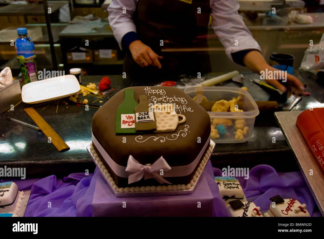 Cake Shop Oxfordshire