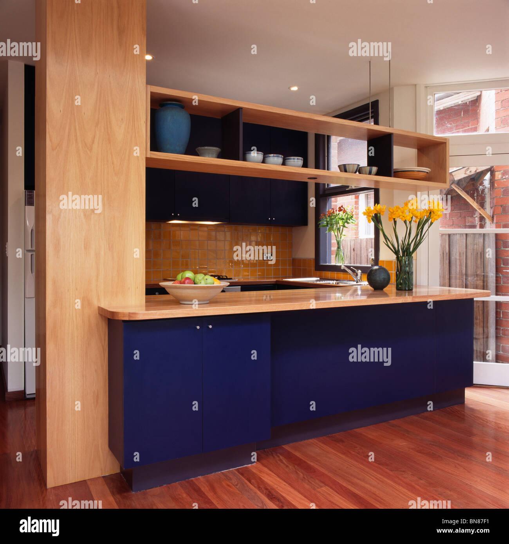 beautiful modern kitchen wooden worktop 15