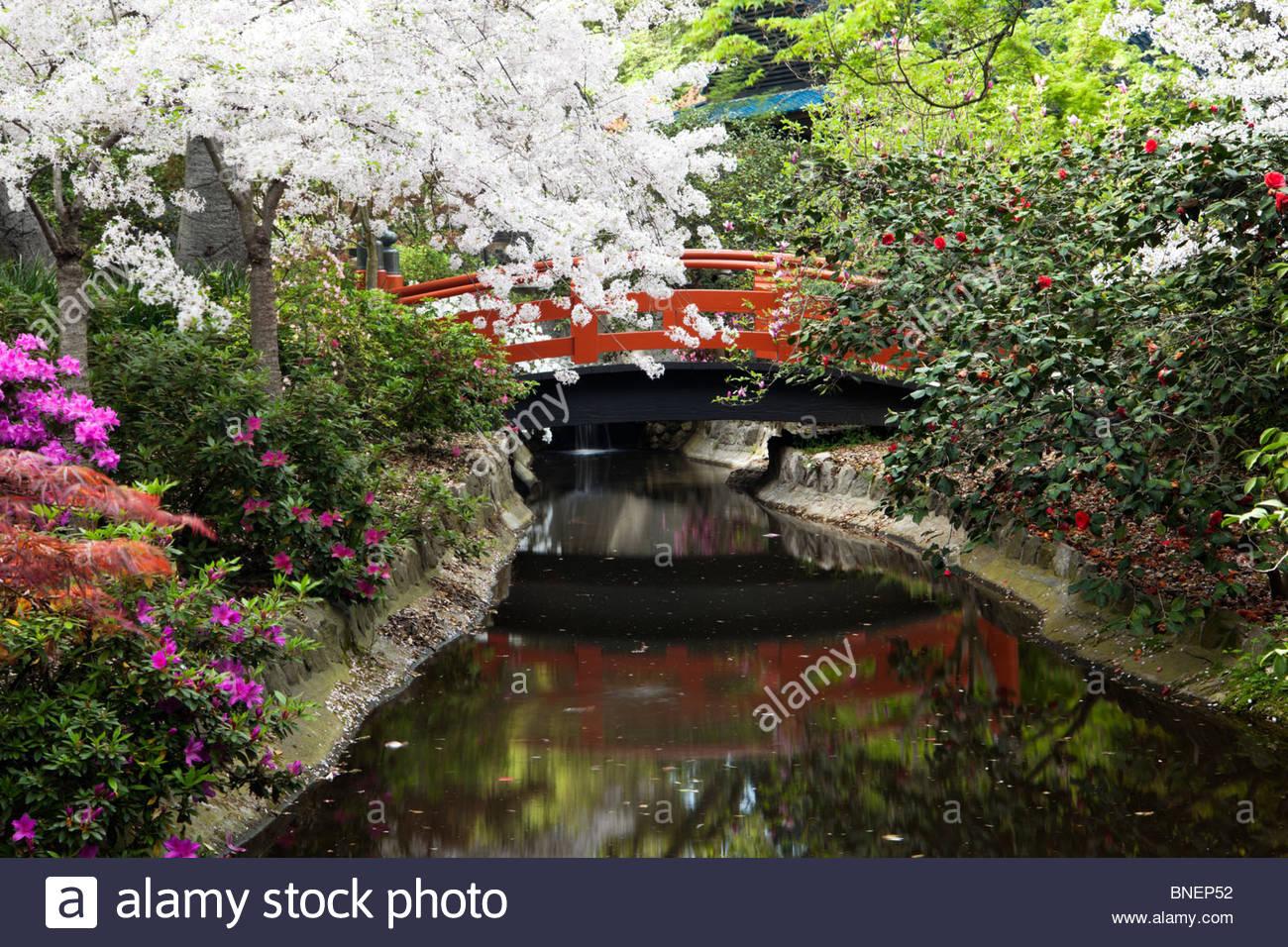 spring garden bridge park - photo #11