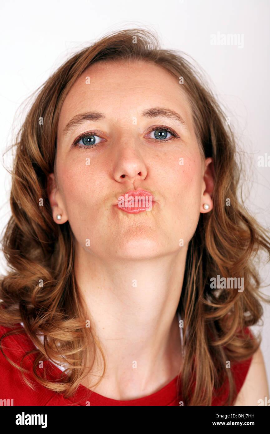 Wish facial lips