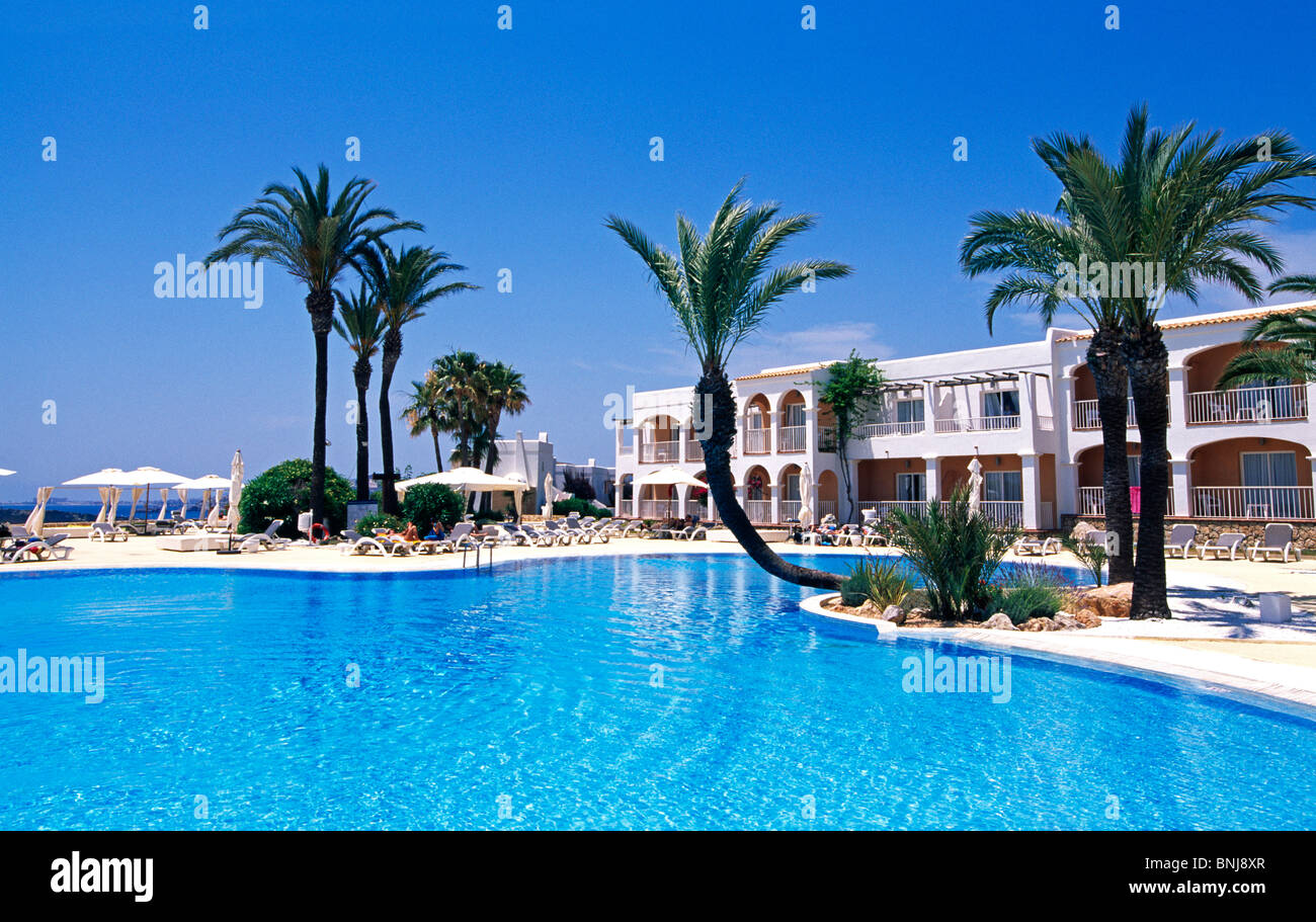 Ibiza Balearic Islands Spain Mediterranean Coast Island Isle Spanish Stock Photo Royalty Free