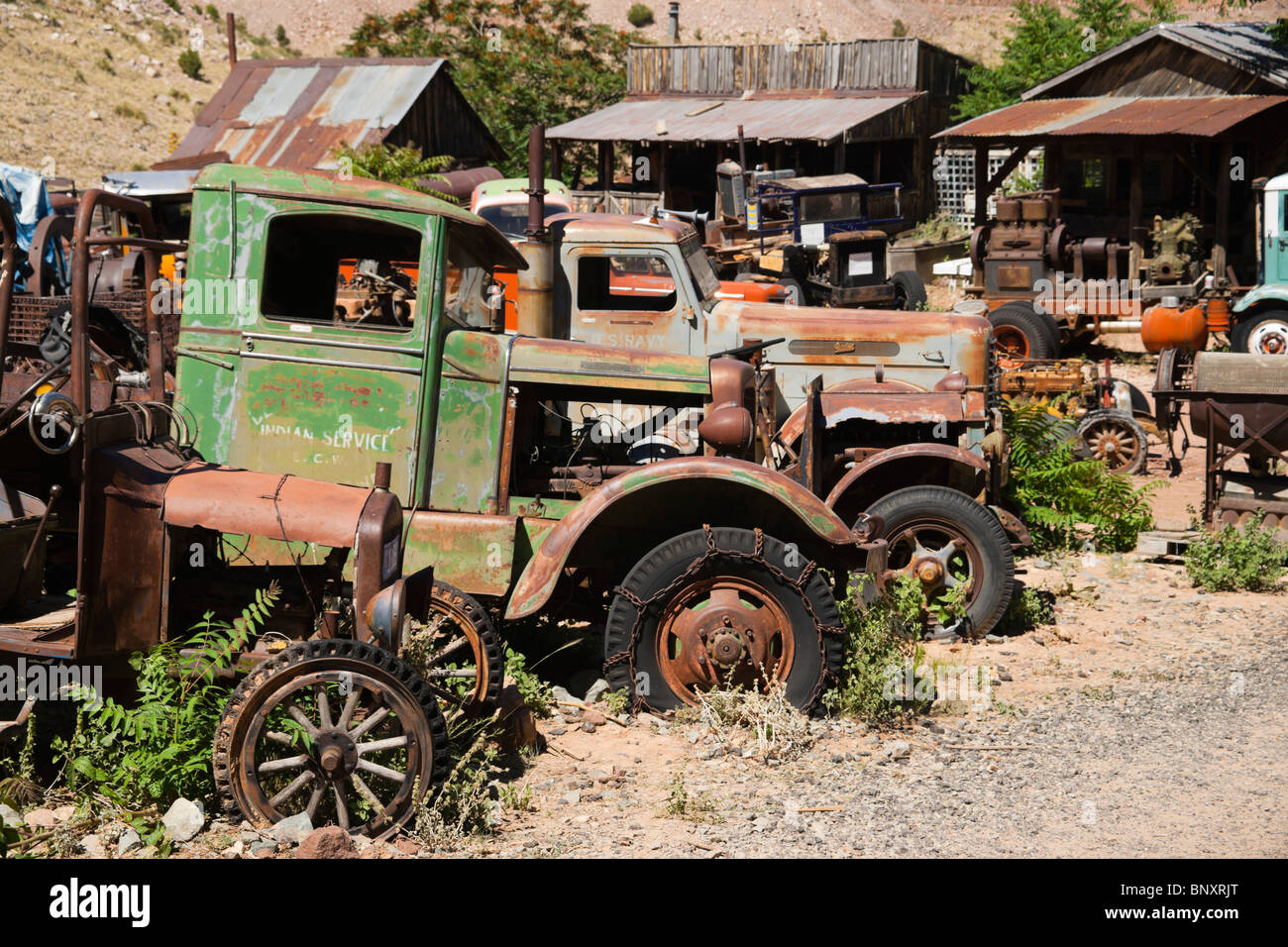 For Arizona Mining Towns, A Diverse Economy Is A Good ... |Arizona Mining Towns