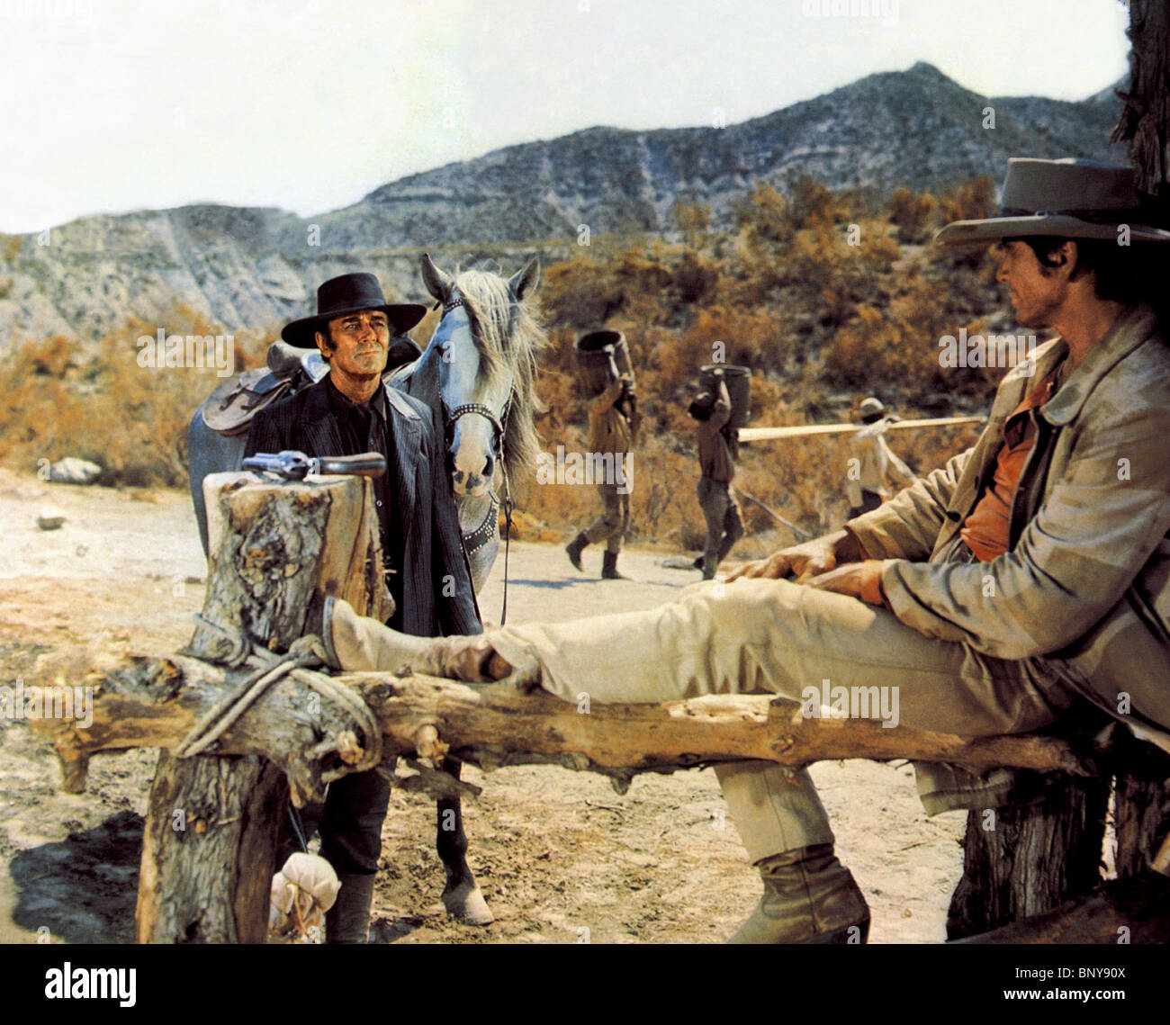 Once Upon A Time In The West: HENRY FONDA & CHARLES BRONSON ONCE UPON A TIME IN THE WEST