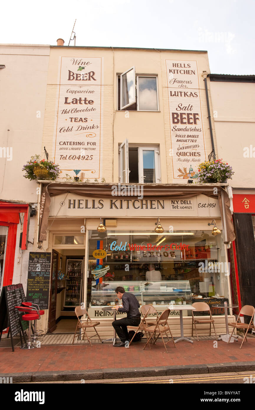 Hells Kitchen Brighton