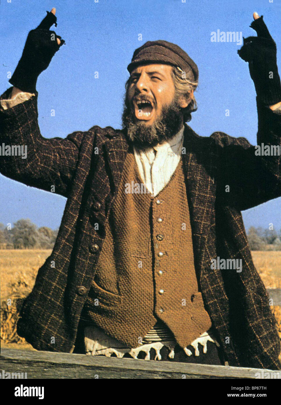 Chaim Topol Fiddler On The Roof 1971 Stock Photo
