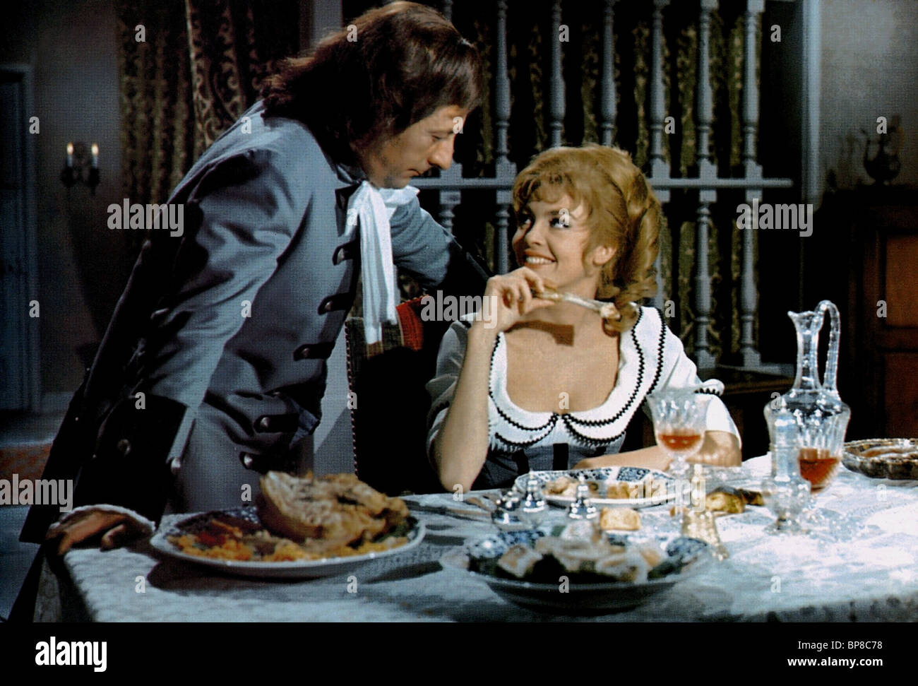 michele mercier angelique marquise des anges 1964 stock photo royalty free image 30918028 alamy