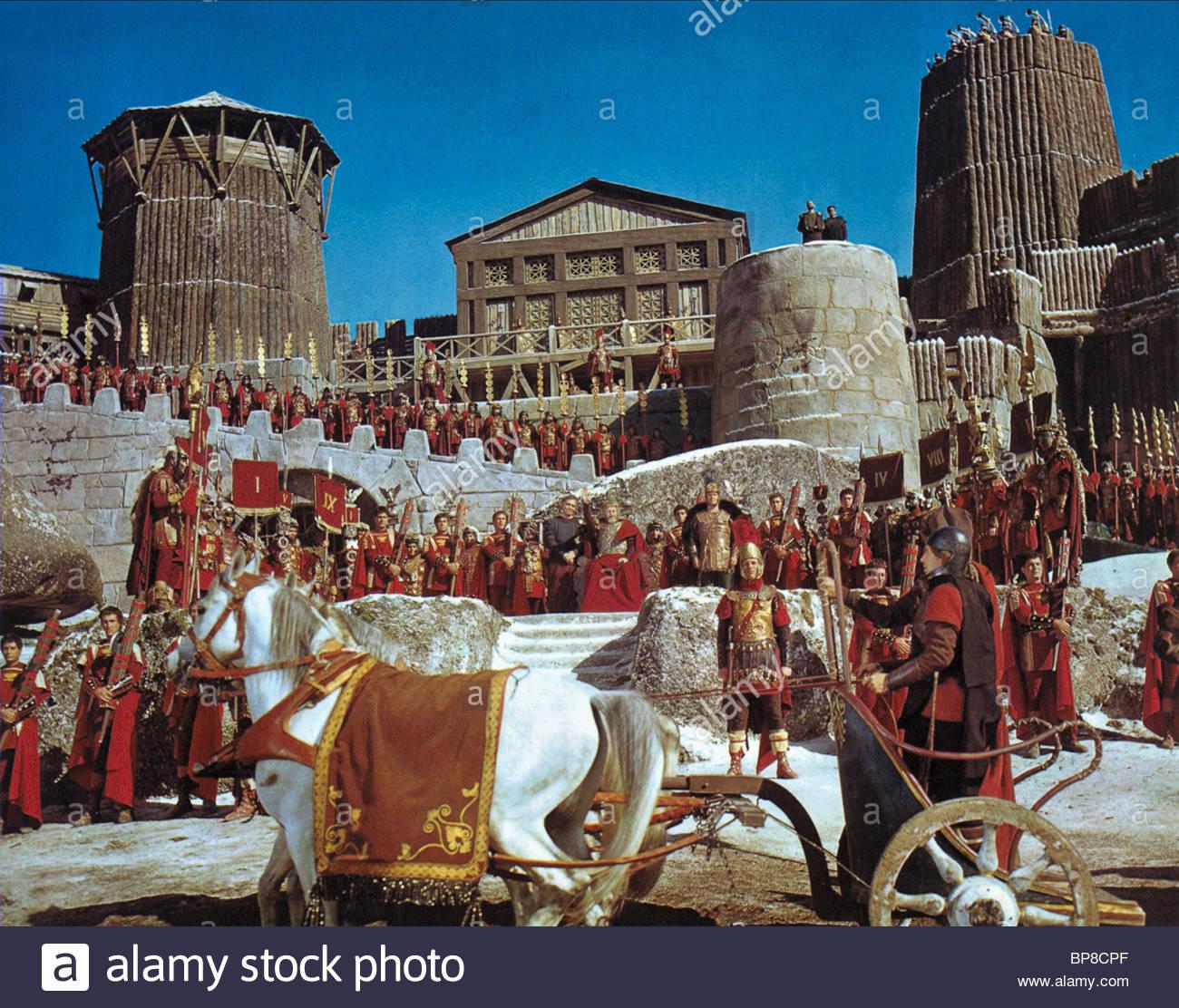 james mason amp alec guinness the fall of the roman empire