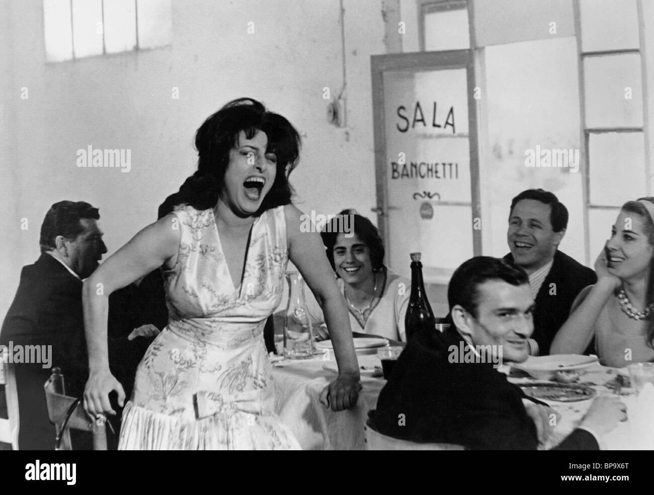 ANNA MAGNANI MAMMA ROMA (1962 Stock Photo, Royalty Free ...