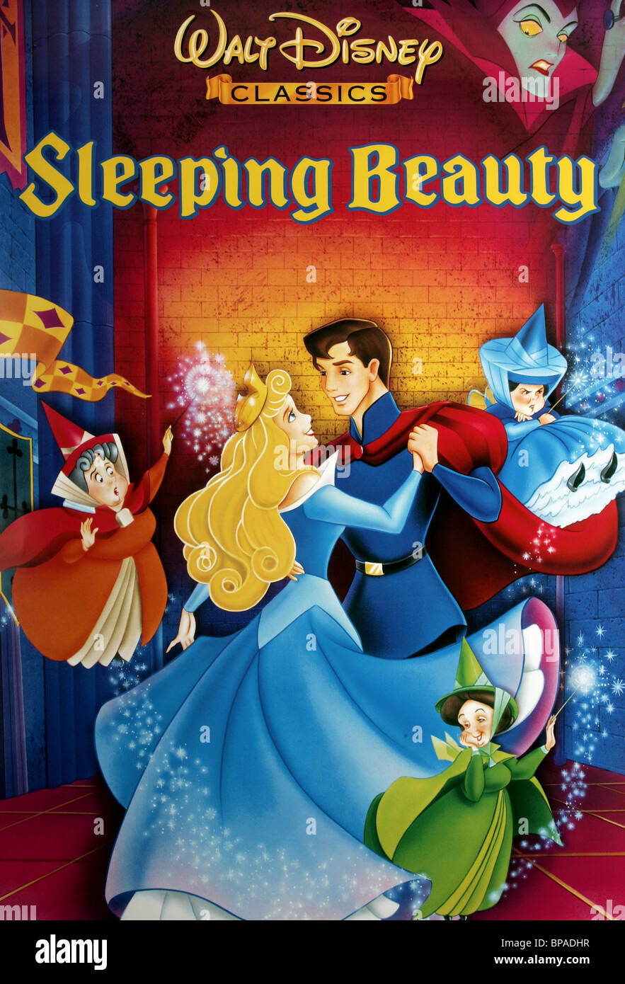 PRINCESS AURORA PRINCE PHILLIP POSTER SLEEPING BEAUTY ...