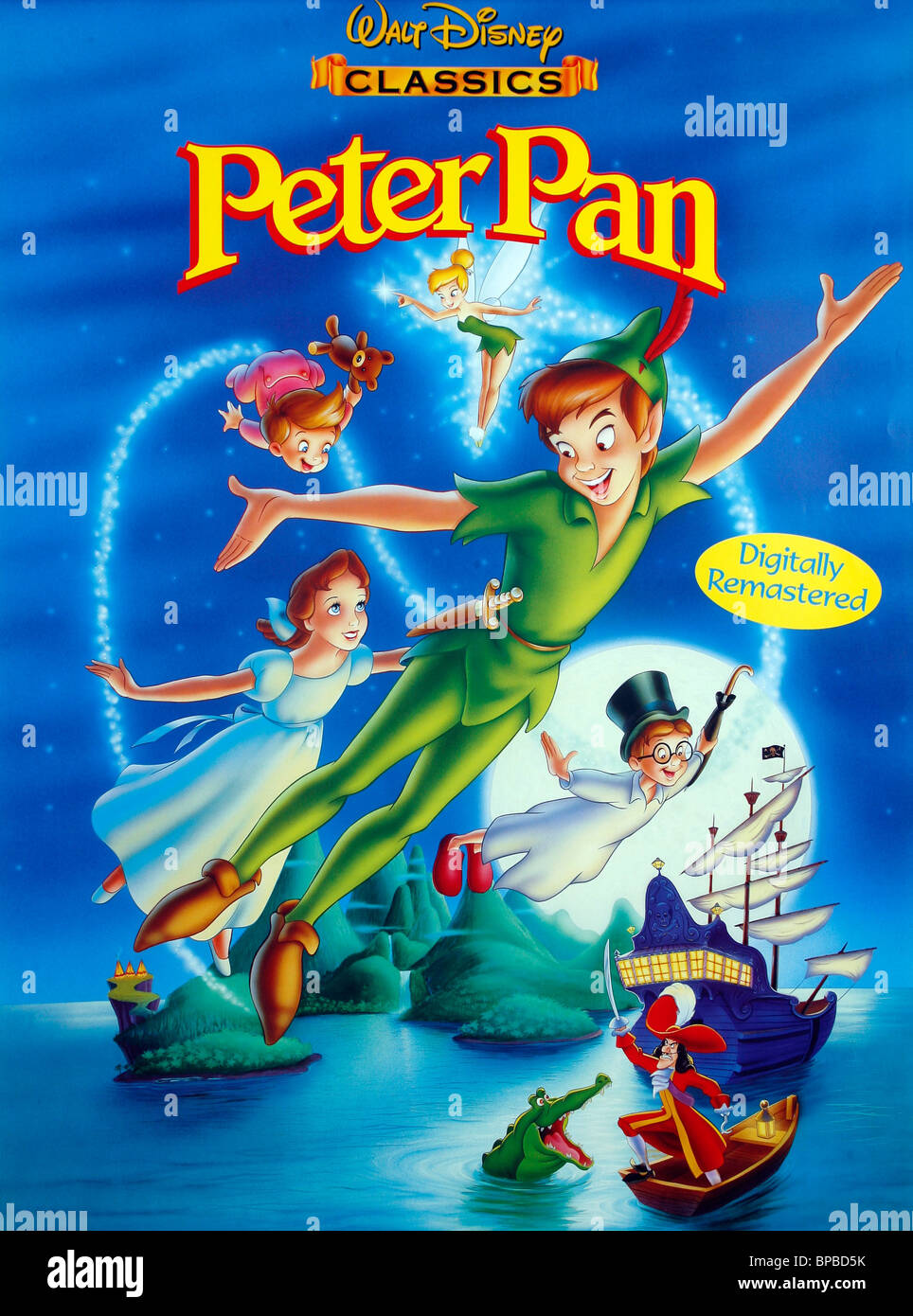Disney peter pan movie online