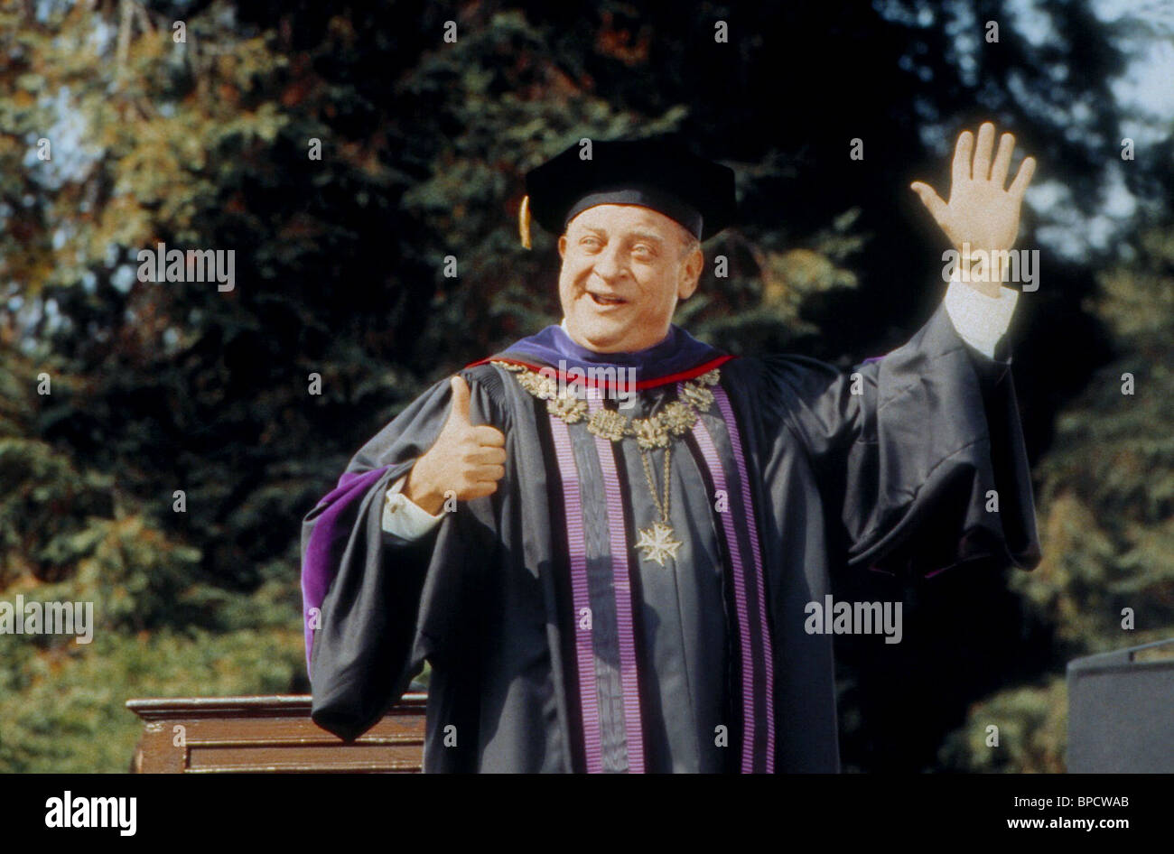 RODNEY DANGERFIELD BACK TO SCHOOL (1986 Stock Photo ...