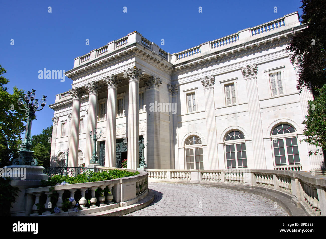 Pictures Of The Marble House In Newport Rhode Island