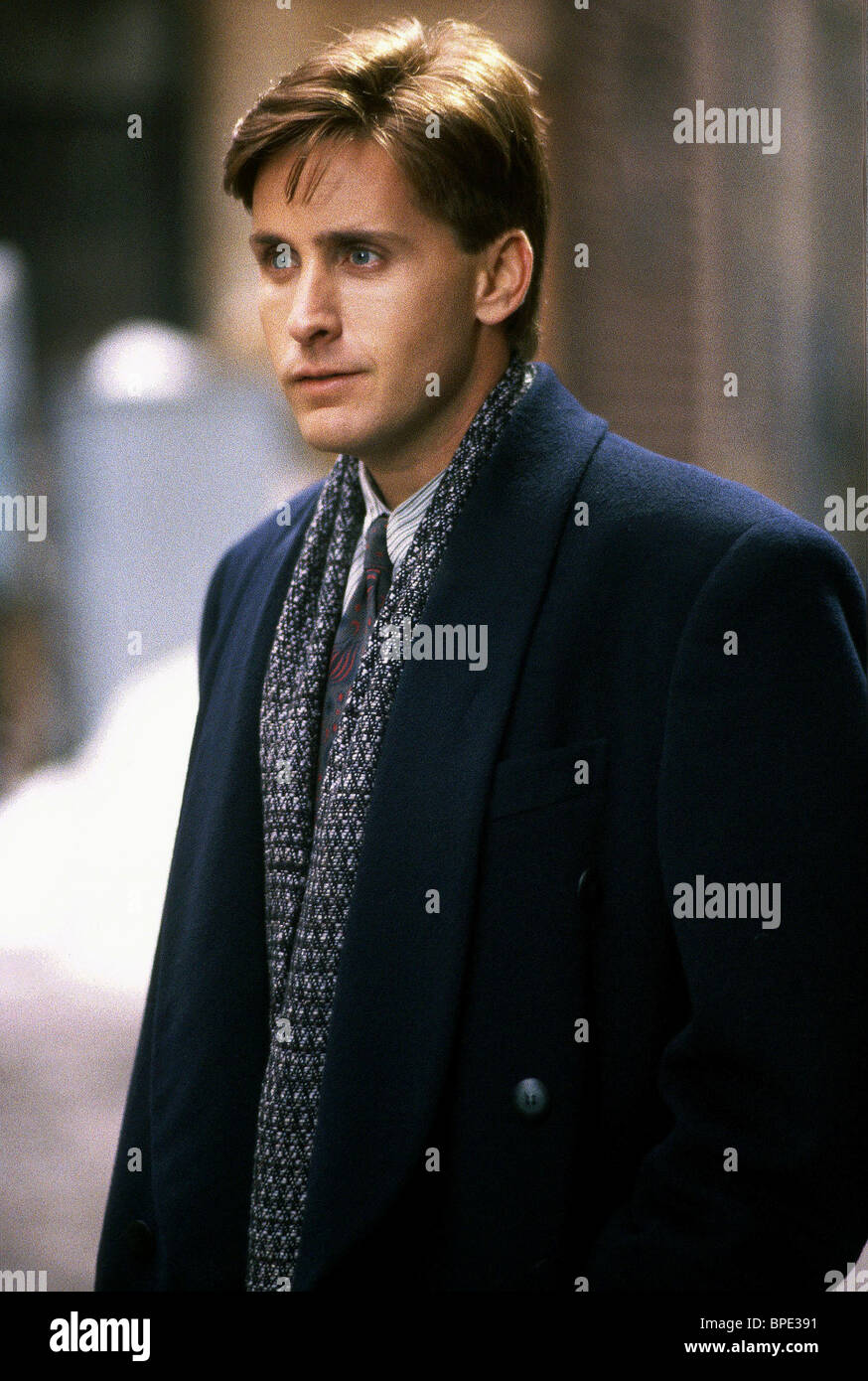 emilio estevez the mighty ducks 1992 stock photo royalty