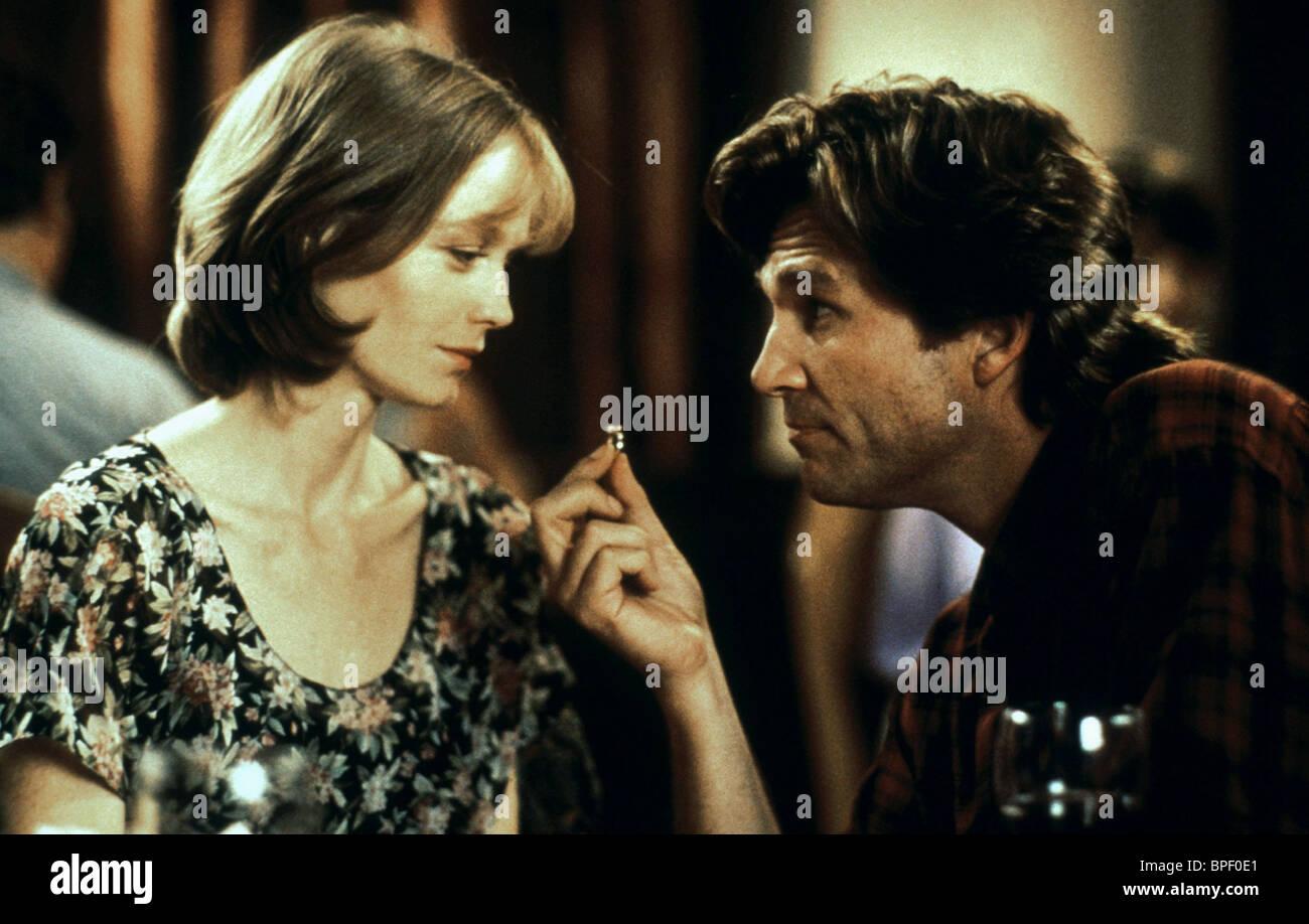 SUZY AMIS & JEFF BRIDGES BLOWN AWAY (1994) Stock Photo