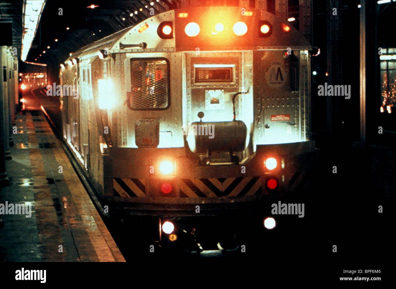 SUBWAY TRAIN MONEY TRAIN (1995 Stock Photo, Royalty Free ...