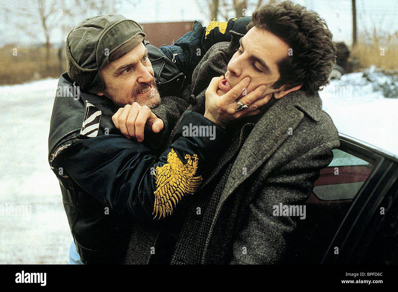 DAVID PATRICK KELLY & BEN STILLER FLIRTING WITH DISASTER ...