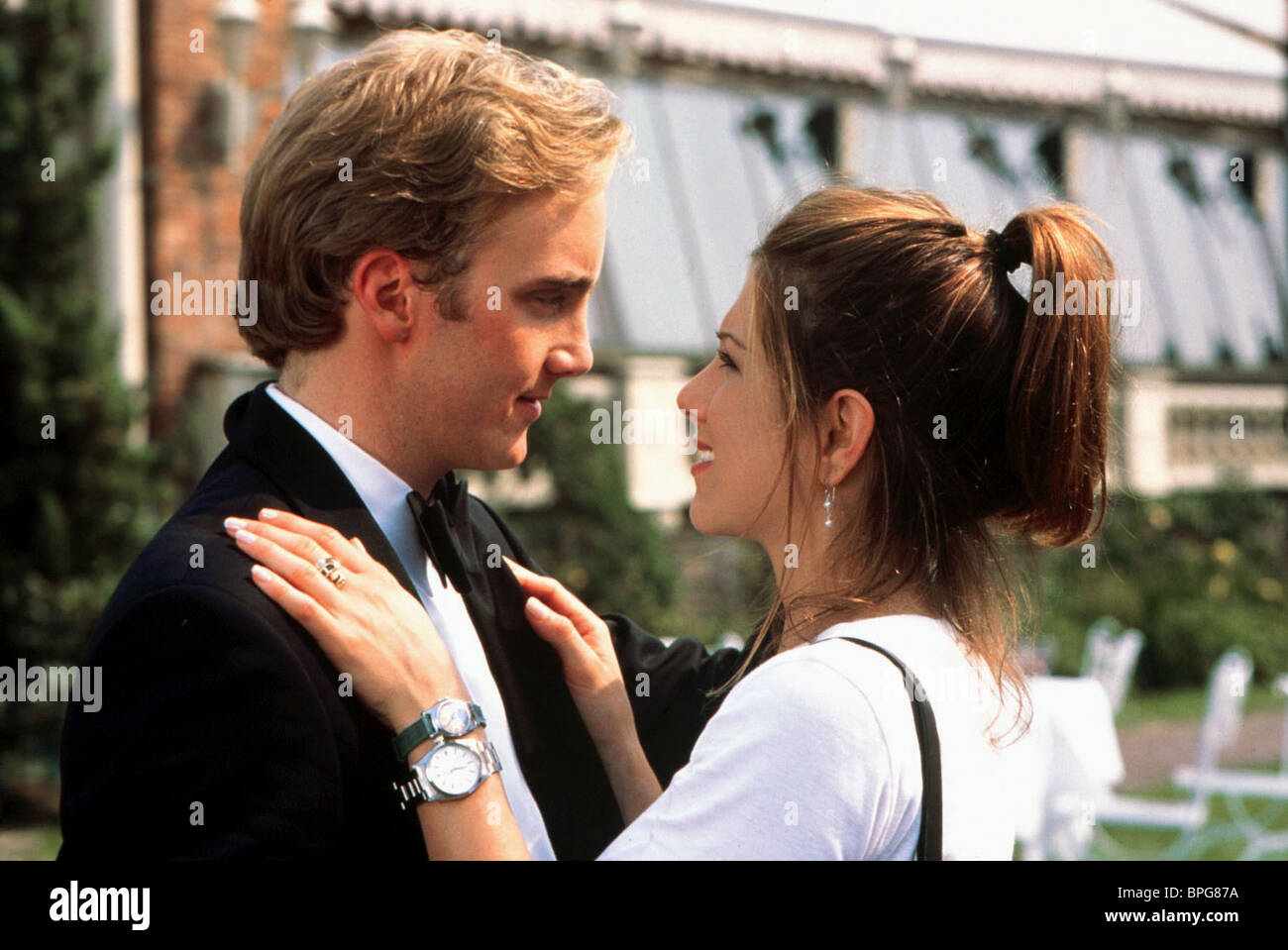 Picture Perfect: JAY MOHR & JENNIFER ANISTON PICTURE PERFECT (1997 Stock