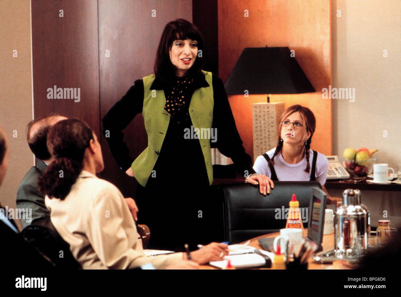 Picture Perfect: ILLEANA DOUGLAS & JENNIFER ANISTON PICTURE PERFECT (1997