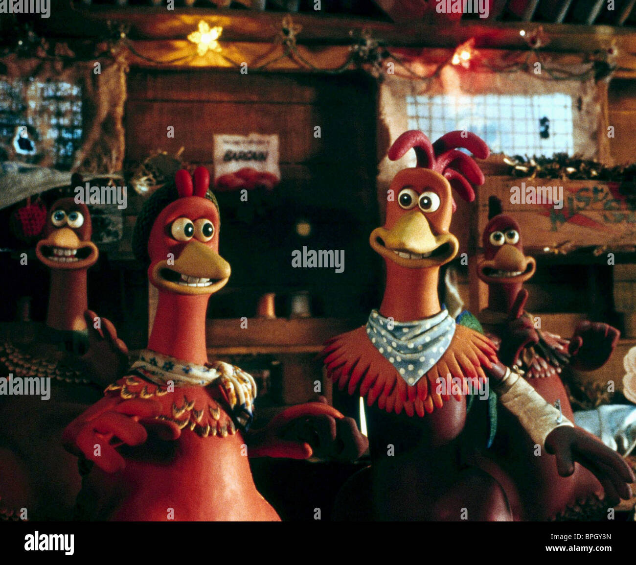Chicken run rocky and ginger - photo#10