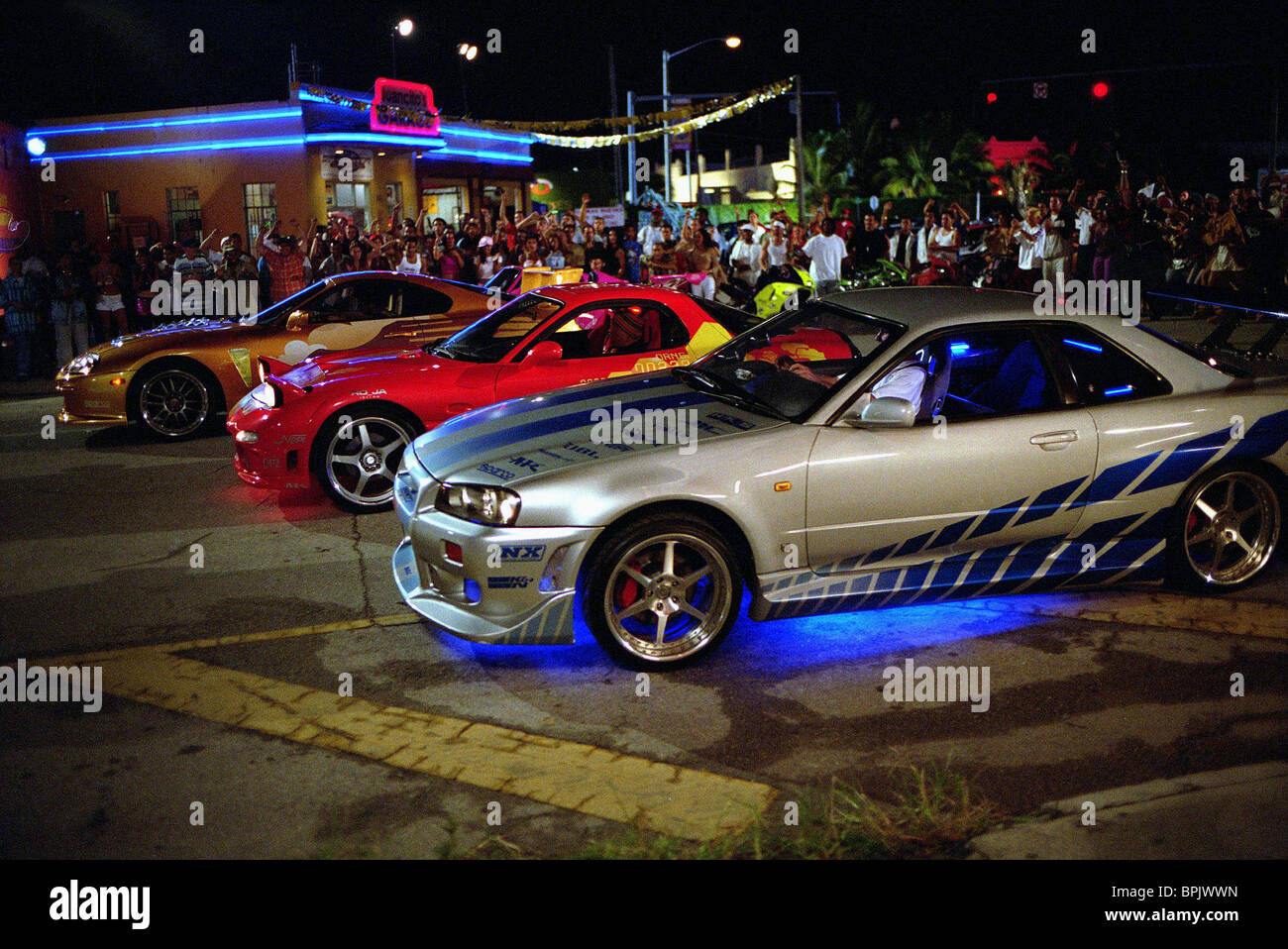 high performance cars 2 fast 2 furious the fast and the