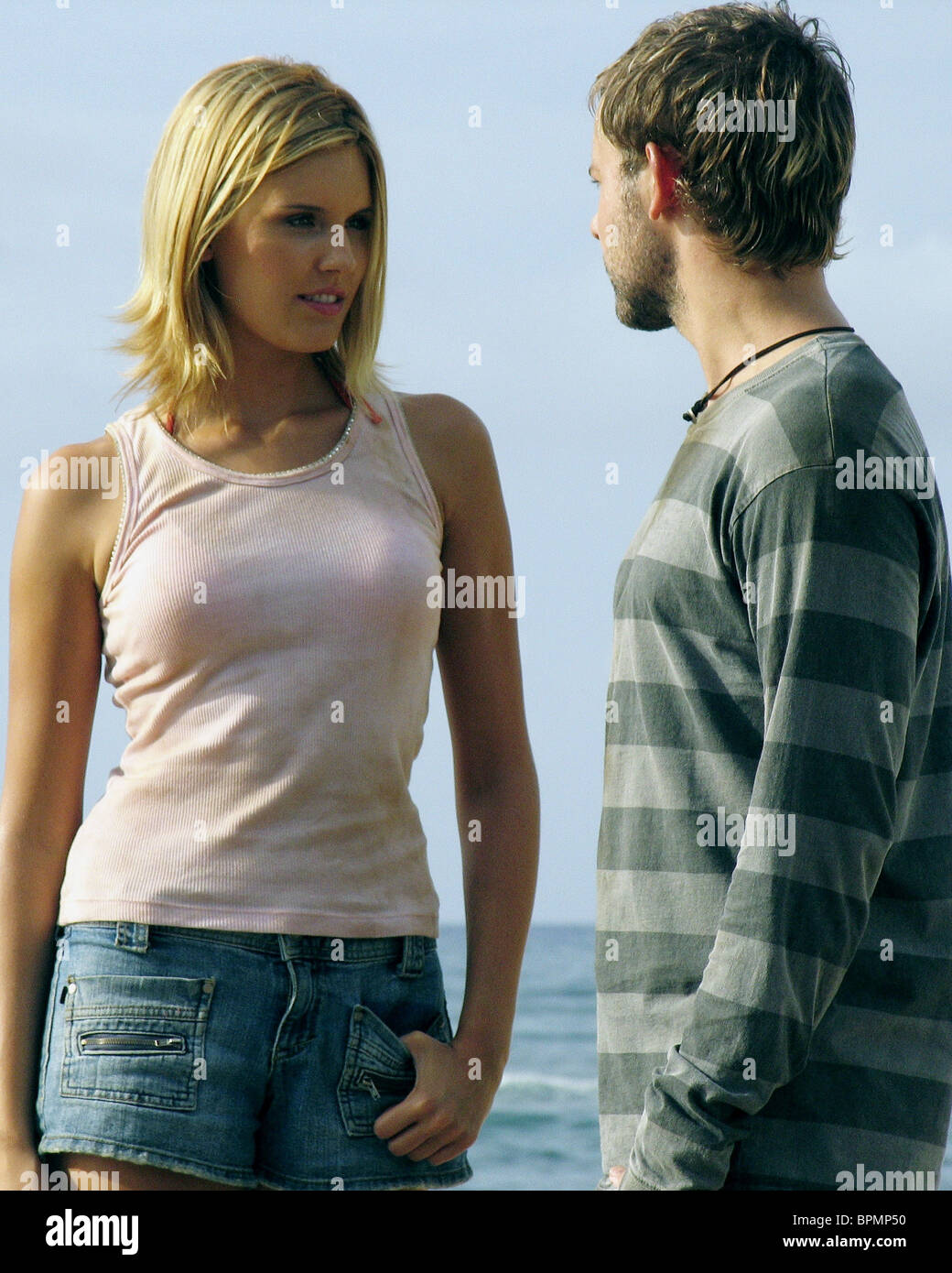MAGGIE GRACE & DOMINIC MONAGHAN LOST : SEASON 1 (2004 ...