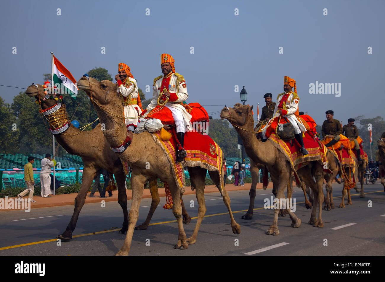 camel-regiment-at-the-republic-day-parad