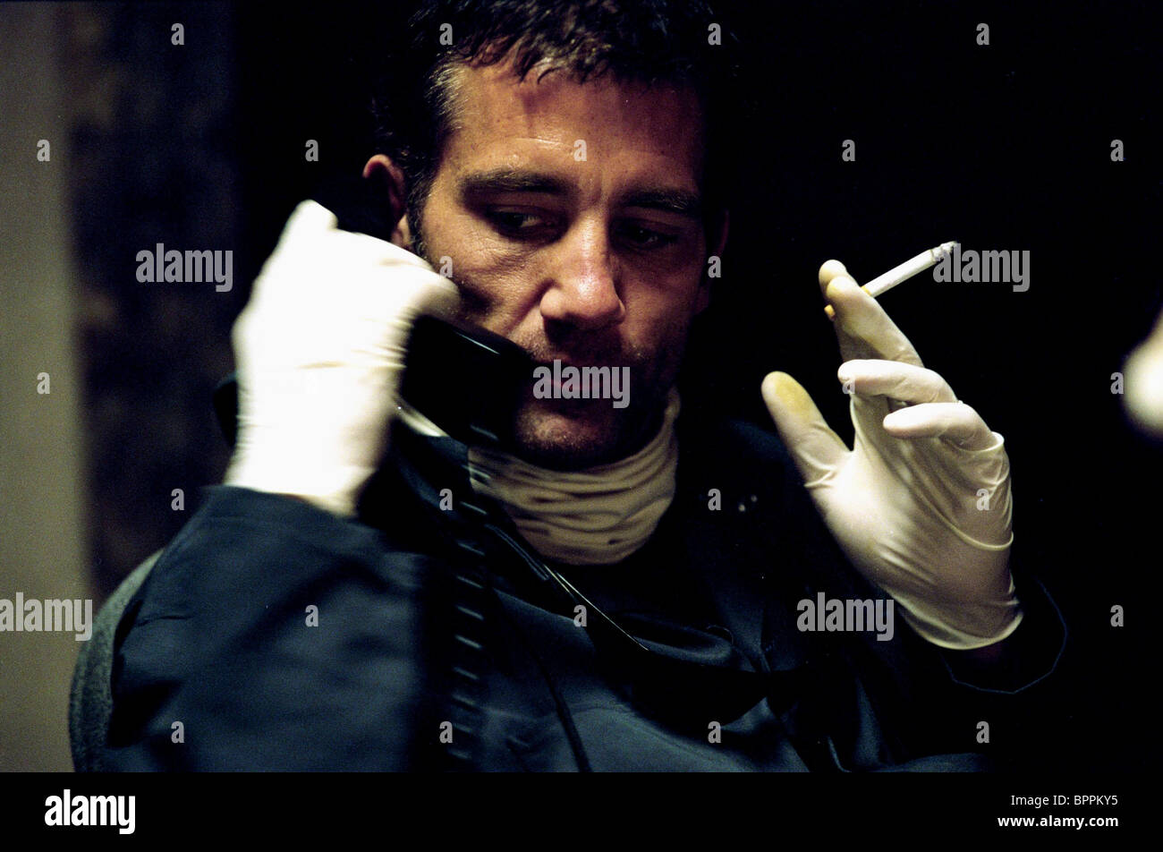 clive owen inside man 2006 stock photo royalty free