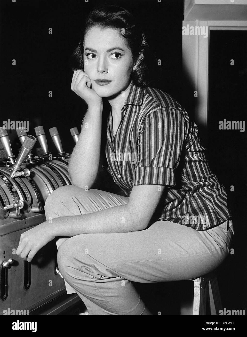 SUSAN KOHNER ACTRESS (1958 Stock Photo, Royalty Free Image ...