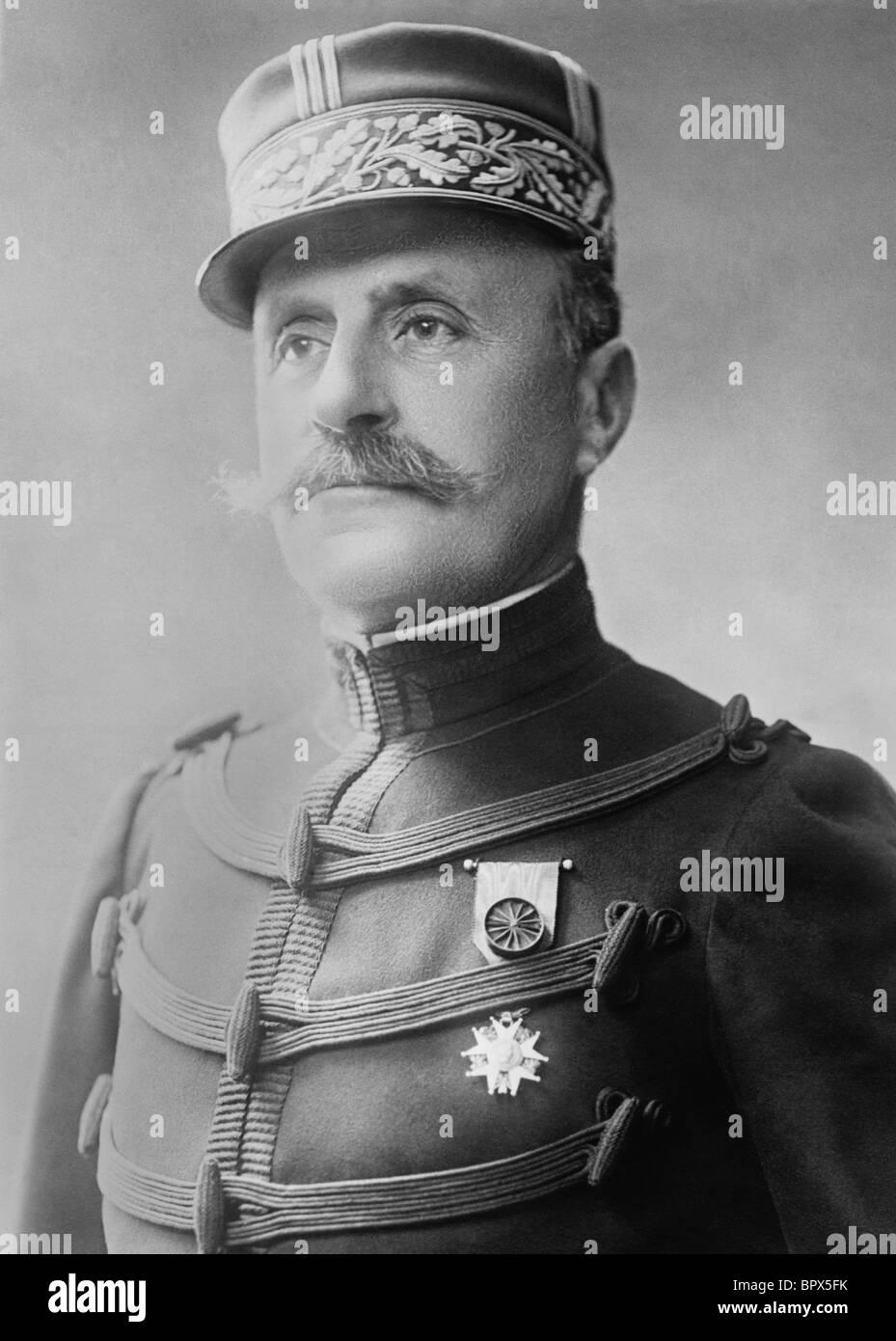 Portrait c1918 of french ww1 general ferdinand foch 1851 for 29 in french