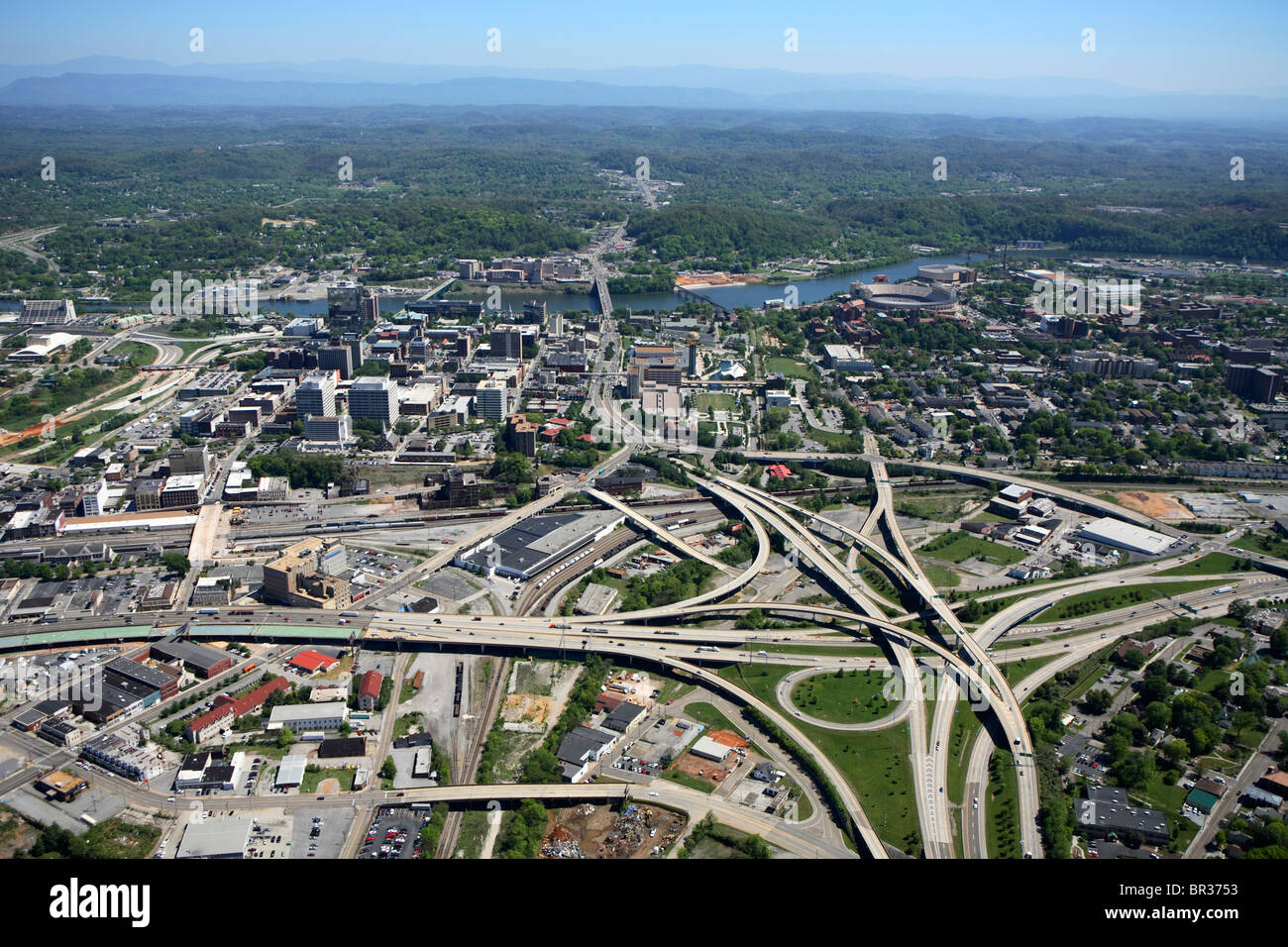 knoxville tn population