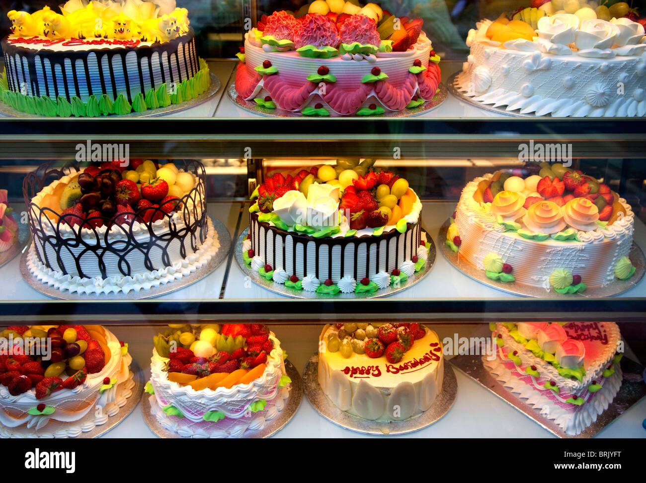 Chinatown Cake Shop