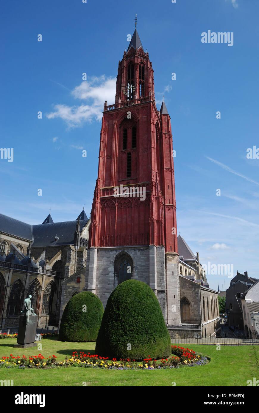 St janskerk maastricht limburg the netherlands stock - Maastricht mobel ...