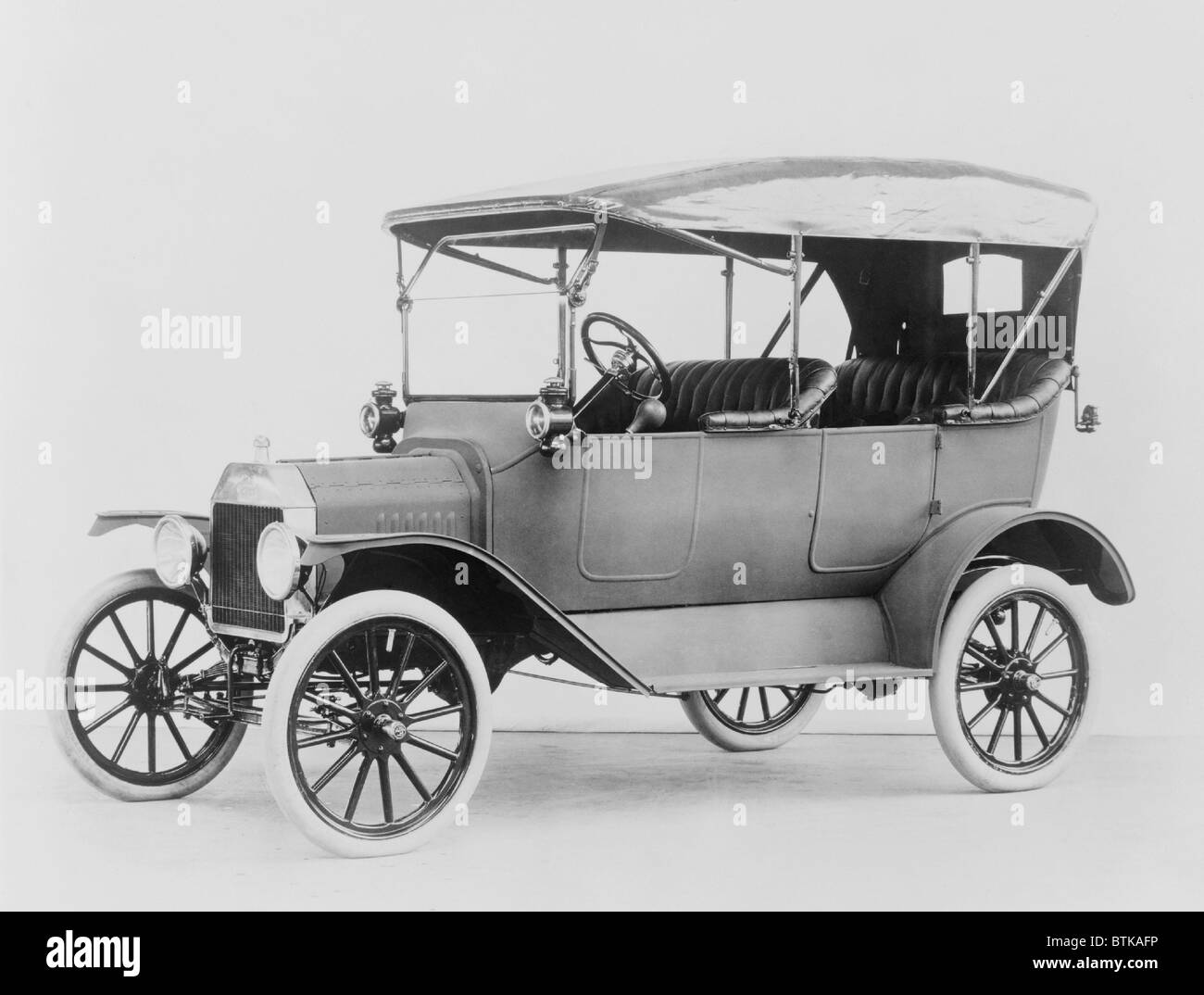 ford model t touring car model ts made between 1908 and 1914 were stock photo royalty free. Black Bedroom Furniture Sets. Home Design Ideas